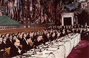 The Rome Treaty in 1957 created the European Economic Community