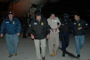 Arrest of Ismael Higuera Guerrero