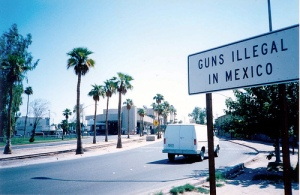 Media are reporting that the Government Accountability Office GAO will release today a report connecting weak and uncoordinated US gun policy to Mexico's surge in violence.