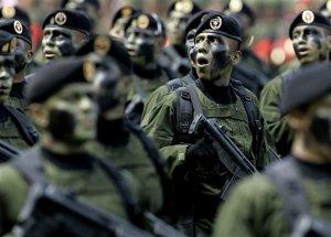 Mexico´s Special Forces Airmobil Group , Grupo Aeromovil de Fuerzas Especiales, GAFES